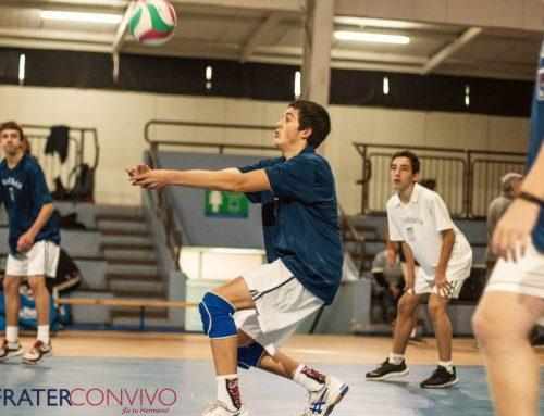 Selección de vóleibol en la Liga Spike