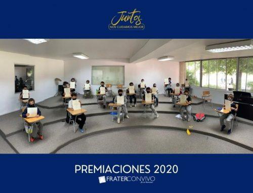 Premiaciones 2020