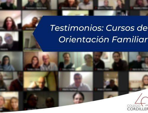 Testimonios de los cursos de Orientación Familiar