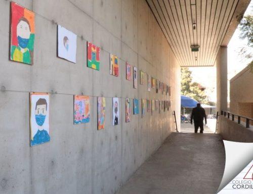 Segunda exposición de arte