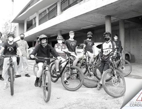40 años: Posta en Bicicleta