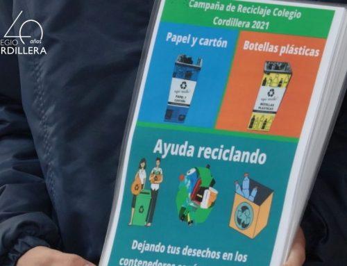 Campaña de reciclaje 2021